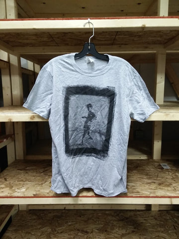 Grey Kilian Martin Retro T - XL