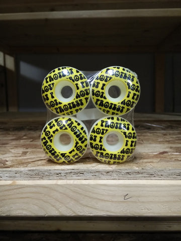 G-52mm Protest Skate Wheels