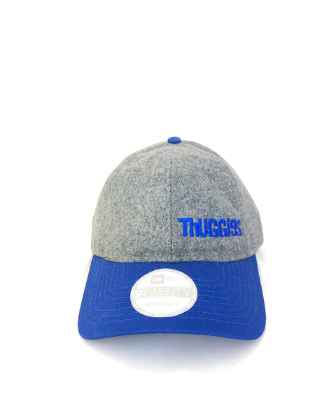 Thuggies Melton Heather Grey & Blue Cap