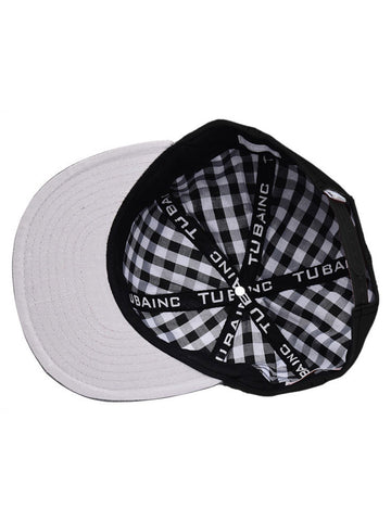 Tuba Inc. Snap Back Hat -  Black