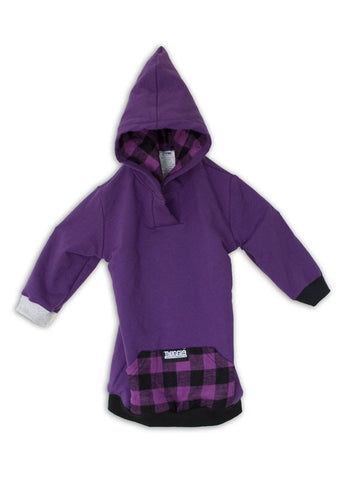 Purple Plaid Thugglet