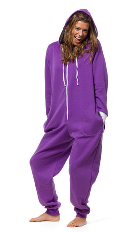 Grape Escape Funzie Onesie