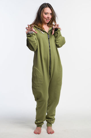 Olive You Funzie Onesie