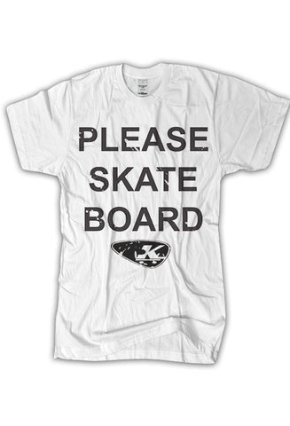 Kilian Clothing Please Skateboard T-Shirt