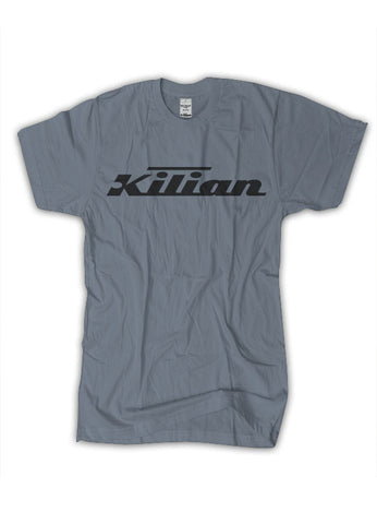 Dark Grey Kilian Logo T - Medium