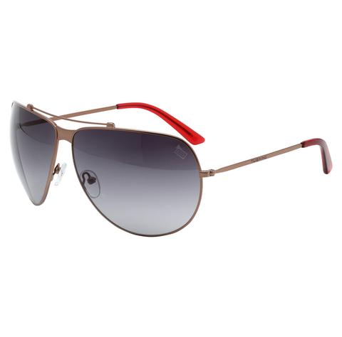 Tuba Inc. Keith Aviator Sunglasses - Bronze