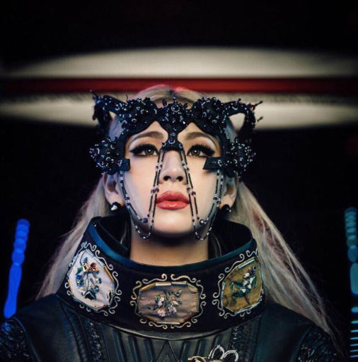 CL - Hello Bitches MV Artwork