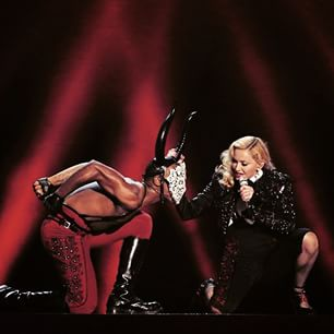 MADONNA - BRIT AWARDS