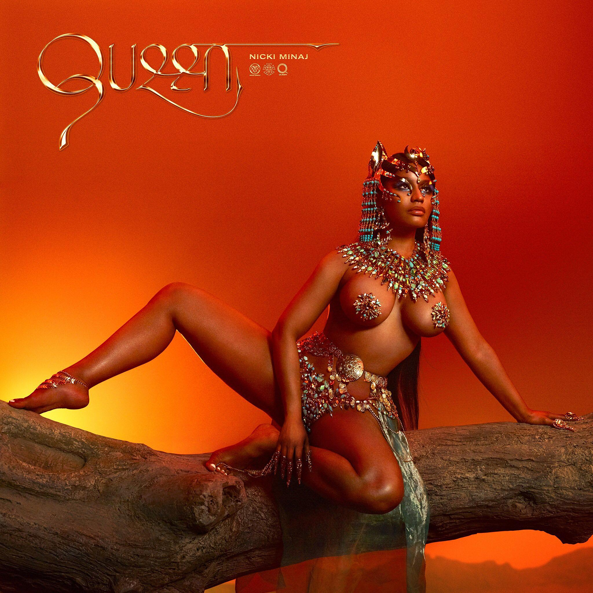 Nicki minaj - Queen album cover