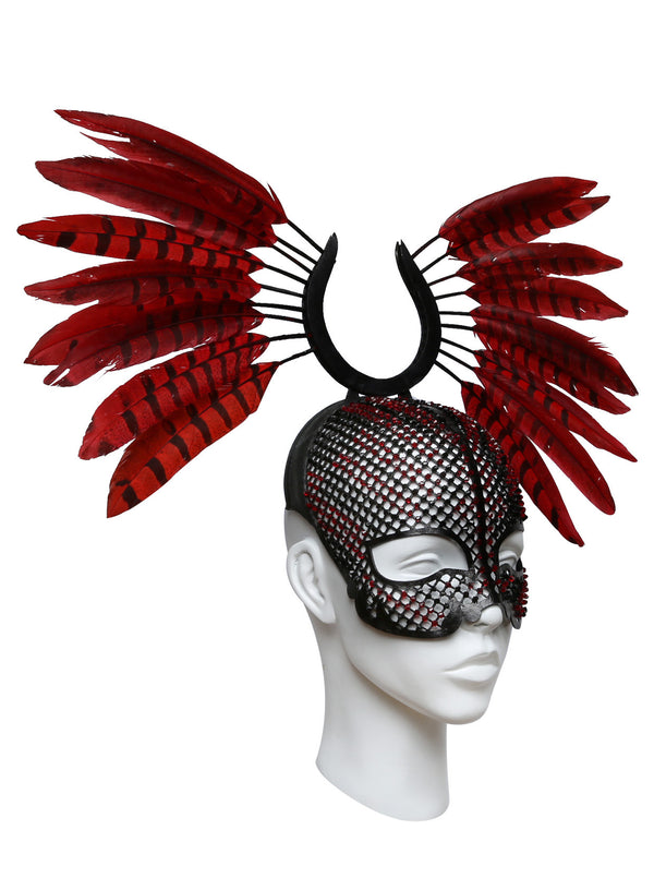Hathor headdress made by House of Malakai