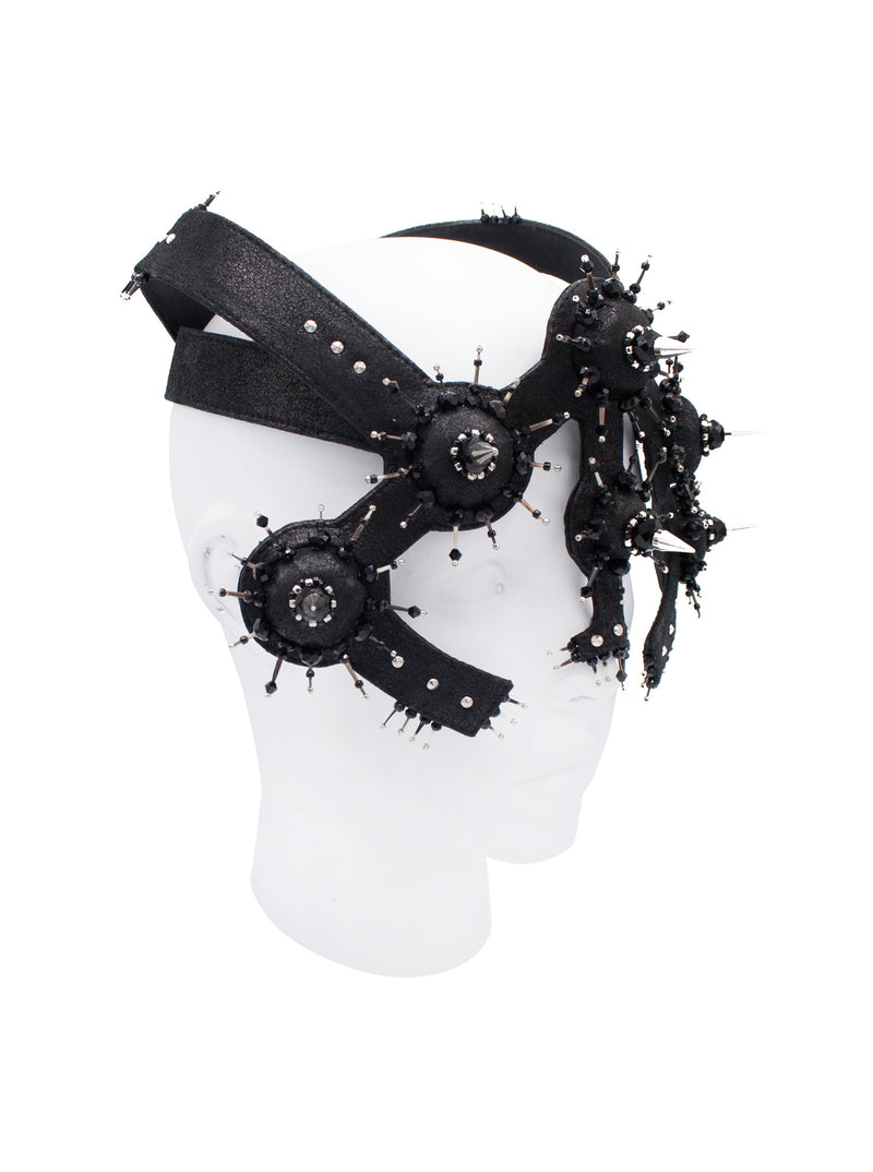 Andromeda headdress made by House of Malakai
