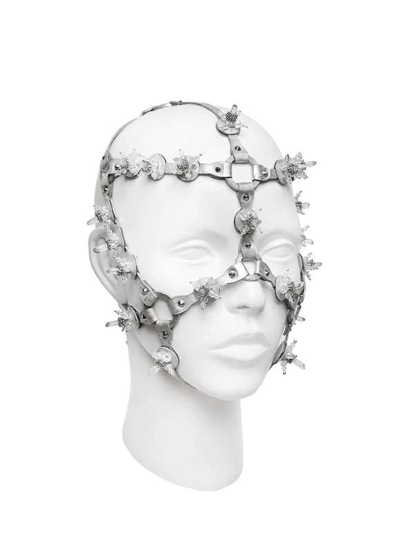 Lucid headdress made by House of Malakai