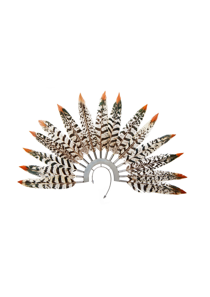 Talon Feather Ear Cuffs 5 - House of Malakai