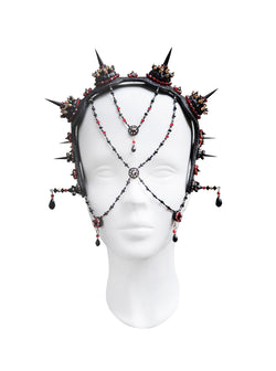 Headdress Persephone made by House of Malakai