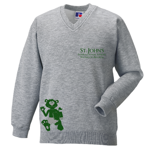 Lower School Lucky Lion V Neck