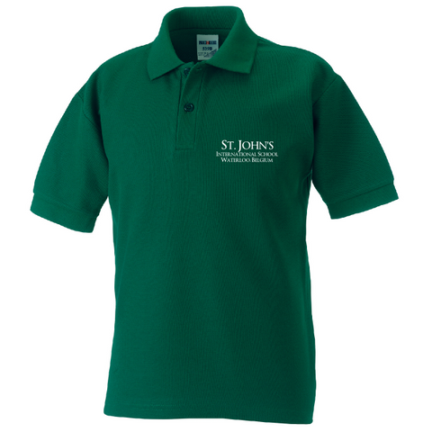 Lower School Lucky Lion Polo Shirt