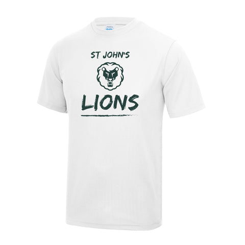 Short Sleeve Dri-Fit T Shirt
