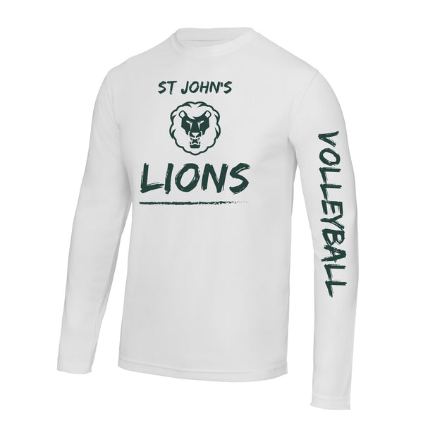Long Sleeve Dri-Fit T Shirt