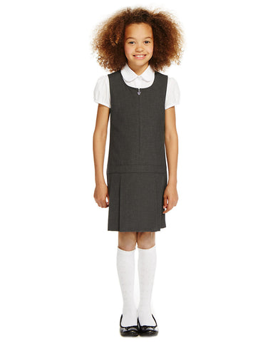 Girls Pinafore Dress