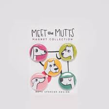 Meet the Mutts Magnets