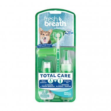 Tropiclean Total Care Oral Kit