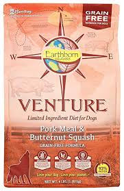 Earthborn Venture Pork/Butternut Squash