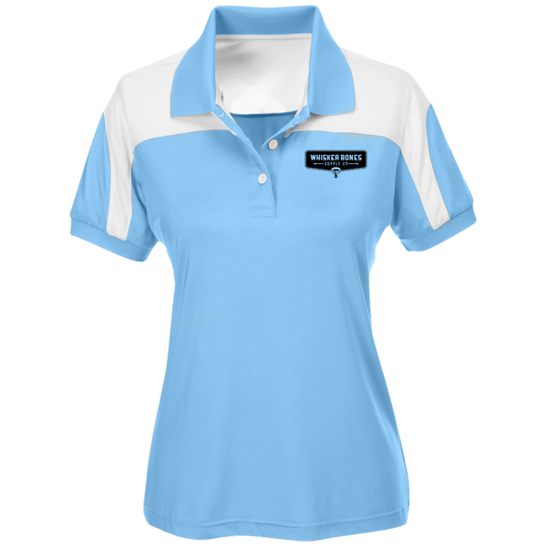 Team 365 Ladies' Colorblock Polo