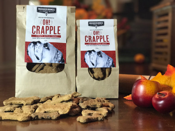 Oh Crapple 8oz bags