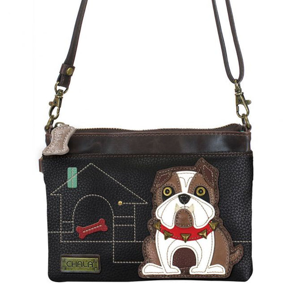 Mini Crossbody - Bulldog
