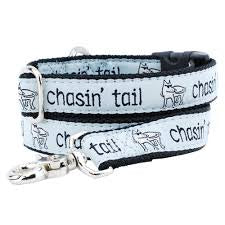 Ted Chasin' Tail Buckle Collar