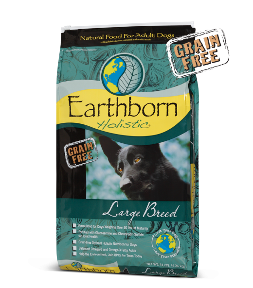 earthborn Large breed