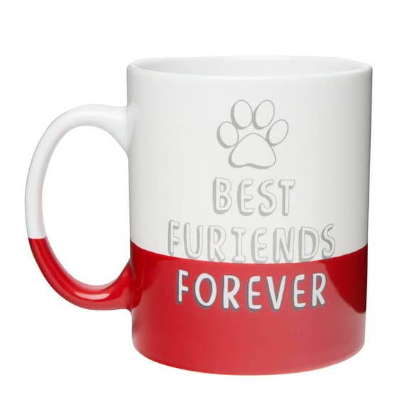 Best FurFriends Mug