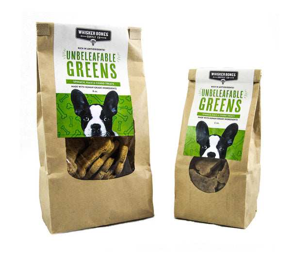 Unbeleafable Greens 6oz bag
