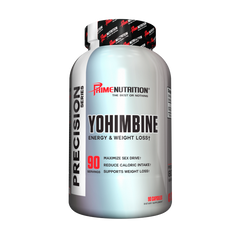 Yohimbine - Energy & Weight Loss