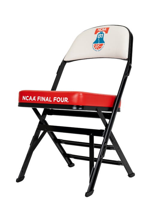 1981 Final Four Bench Chair