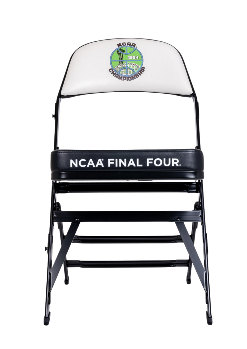 1984 Final Four Bench Chair