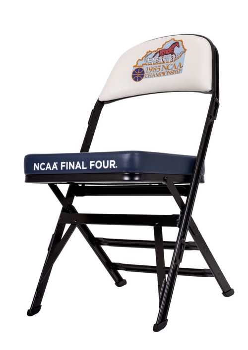 1985 Final Four Bench Chair