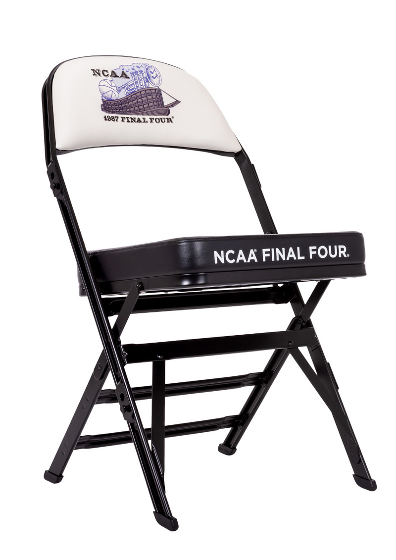 1987 Final Four Bench Chair