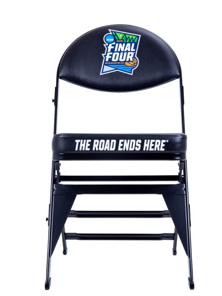2019 Final Four Bench Chair