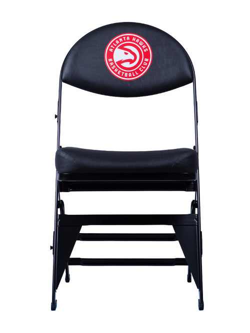 Atlanta Hawks X-Frame Courtside Folding Chair