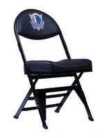 Dallas Mavericks X-Frame Court Side Folding Chair