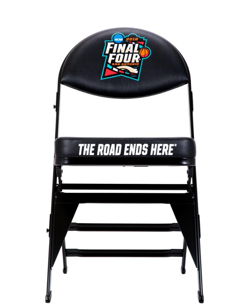 2018 Final Four Bench Chair