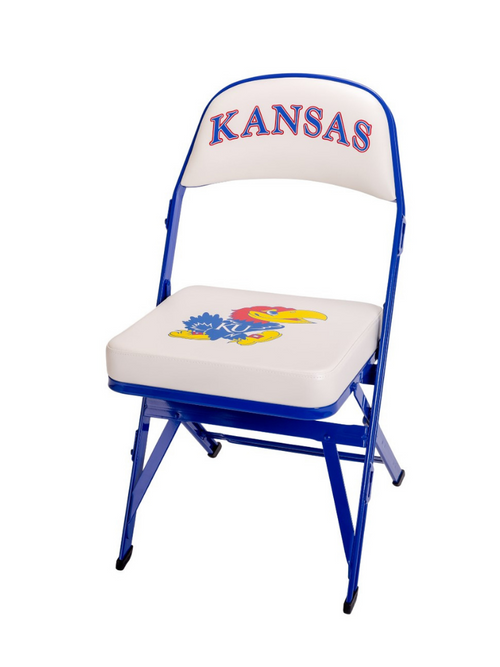 Kansas Jayhawks Team Bench Chair