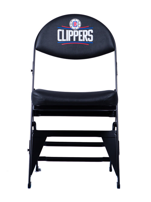 Los Angeles Clippers X-Frame Court Side Folding Chair
