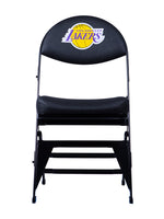 Los Angeles Lakers X-Frame Courtside Folding Chair