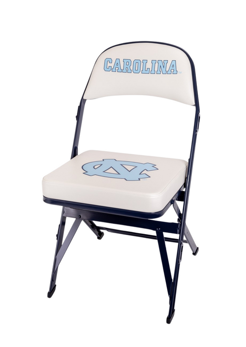 North Carolina Tar Heels Team Bench Chair