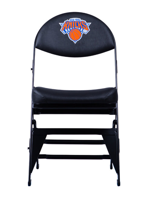 New York Knicks X-Frame Court Side Folding Chair