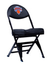 New York Knicks X-Frame Courtside Folding Chair