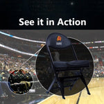 Phoenix Suns X-Frame Court Side Folding Chair
