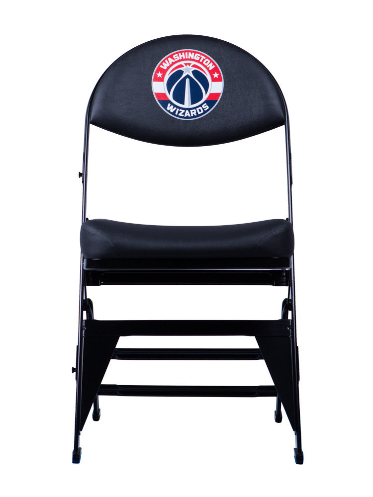 Washington Wizards X-Frame Court Side Folding Chair